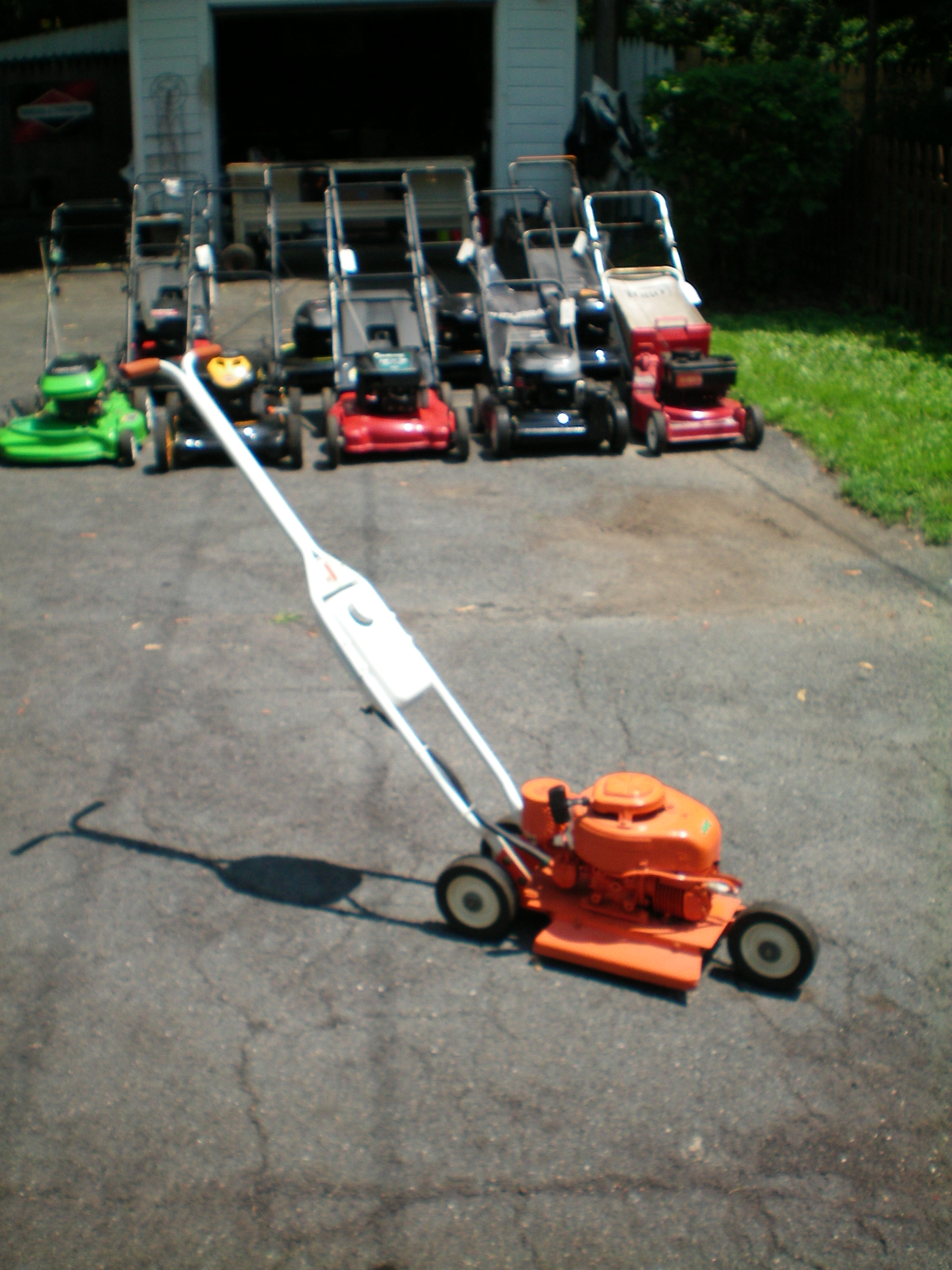 pictures of lawnmowers - Small Engine Repair Albany Ny